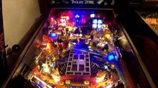 Download Twilight Zone Pinball Machine In Action Video