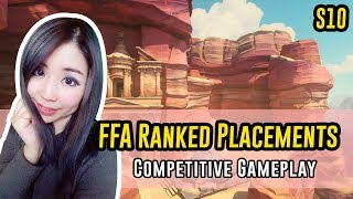 Download Overwatch FFA COMPETITIVE Placements - Free For All Ranked Video