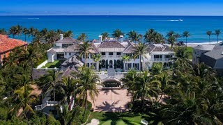 Download Seminole Beach Oceanfront Architectural Mansion - Lifestyle Production Group Video