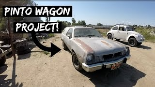 Download 78 Pinto Wagon Project! *F-250 Update* Video