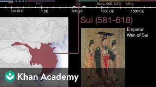 Download Chinese Imperial Dynasties | World History | Khan Academy Video