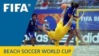 Download Ukraine - Japan, Beach Soccer World Cup Video