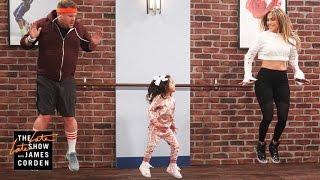 Download Toddlerography w/ Jennifer Lopez Video