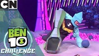 Download Ben 10 Challenge | Behind the Scenes | Cartoon Network Video