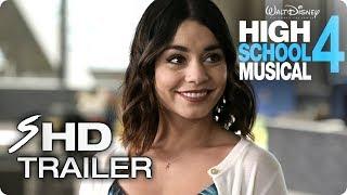Download High School Musical 4 (2018) Teaser Trailer #1 - Concept Disney Musical Movie HD Video