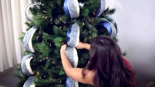 Download Cómo decorar tu árbol de Navidad en 6 sencillos pasos. Video