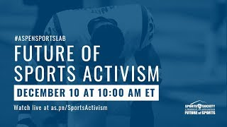 Download Future of Sports Activism: Reimagining its Bottom Line Video
