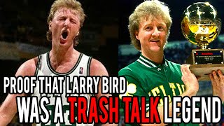 Download 7 Stories That Prove Larry Bird Was THE GREATEST TRASH TALKER OF ALL TIME Video
