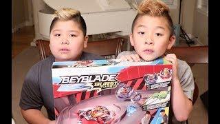 Download BeyBlade Burst Turbo Review | TigerFamilyLife~ Video