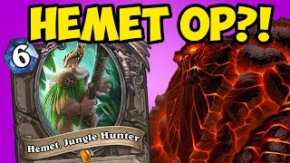 Download [Hearthstone] BEST UN'GORO COMBO EVER?! Hemet + Holy Wrath + Molten Giants | Journey to Un'Goro Video