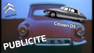 Download Publicité Citroën DS 1965 - CITROËN HERITAGE Video