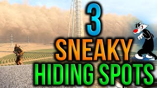 Download Call Of Duty Black Ops 3 - 3 Sneaky Hiding Spots! Video