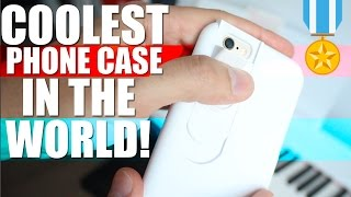 Download The World's Coolest Phone Case Video