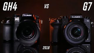 Download Panasonic Gh4 vs G7 (10 Differences in 2018) Video