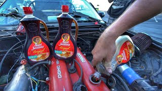 Download Using MAPLE SYRUP as ENGINE OIL Video