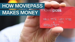 Download How MoviePass Makes Money, According To Its CEO Video