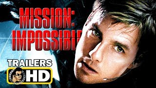 Download MISSION IMPOSSIBLE 1-6 All Movie Trailer Complilation (1996-2018) Tom Cruise Video