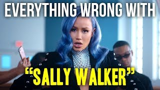 Download Everything Wrong With Iggy Azalea - ″Sally Walker″ Video