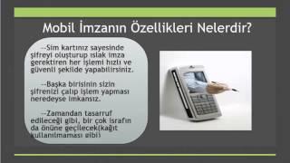 Download E-imza ve Mobil İmza Video