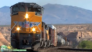 Download TRAINS on Parade! South-Central Arizona Railfanning Video