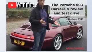 Download The Porsche 993 Carrera 2 S - their final air-cooled materpiece. Video