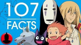 Download 107 Studio Ghibli Facts - Studio Ghibli Week - (ToonedUp #205) | ChannelFrederator Video