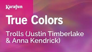 Download Karaoke True Colors - Justin Timberlake * Video