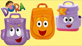 Download DORA THE EXPLORER Backpack Explorer Deluxe Set Toys Video