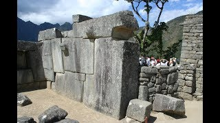 Download Machu Pic'chu: Clear Evidence Of A Pre-Inca Megalithic Core At The Site Video