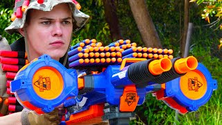 Download Nerf War: 4 Million Subscribers Video