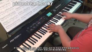 Download 겨울왕국(Frozen) ost, Idina Menzel - Let It Go piano cover,RD-700NX Video
