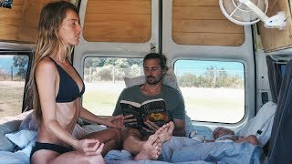Download VAN LIFE: Morning Routine Living In A Van With a Toddler Video