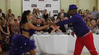 Download Dancing with the Celebrities 2017: Dean Washington & Paulina Struk Video