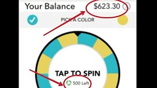 Download 500 Spins on Qriket!!! $623.30??? Video