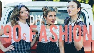 Download DIY 90's SUSPENDER SKIRT ft. MR KATE!   THE SORRY GIRLS Video