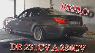 Download Le hago repro a mi BMW y pasa ESTO... 530D 231cv - 284cv - INCREIBLE !!! Video