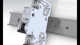 Download How To Wire & Install Single Pole MCB Circuit Breaker Video