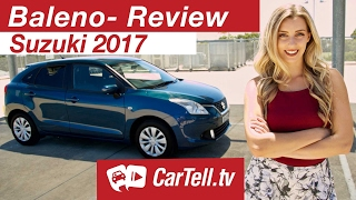 Download 2017 Suzuki Baleno Review | CarTell.tv Video