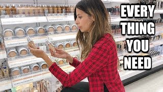 Download THE ULTIMATE DRUGSTORE STARTER KIT | MAKEUP FOR BEGINNERS Video