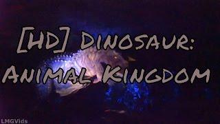 Download [HD] Low Light* Dinosaur ride Animal Kingodm (Indiana Jones ride kinda) 1080p 60fps Video