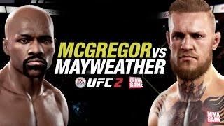 Download FLOYD MAYWEATHER vs CONOR McGREGOR EA SPORTS UFC 2 Video