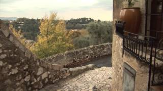 Download St-Paul de Vence in the south of France Video