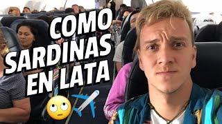 Download ASI ES viajar en una aerolínea de BAJO COSTO ¿Vale la pena? - Oscar Alejandro Video