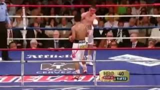 Download Manny Pacquiao vs David Diaz Fight Round 3, 4 & 5 Video