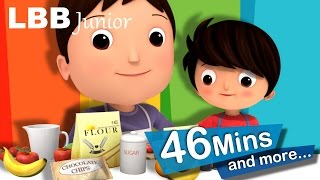 Download Cooking Song | And Lots More Original Songs | From LBB Junior! Video
