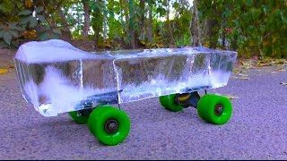 Download SKATEBOARD MADE OF ICE Video