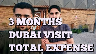 Download COST OF LIVING IN DUBAI FOR SINGLE PERSON !!! Video