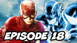 Download The Flash Season 3 Episode 18 TOP 10 and Comics Easter Eggs Video
