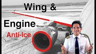 Download WING & ENGINE Anti-Ice systems! Explained by CAPTAIN JOE Video