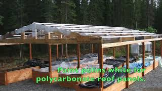 Download Building My Green House Video